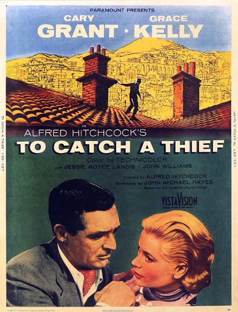 Ladrão de Casa: Alfred Hitchcock e os cenários da Riviera Francesa