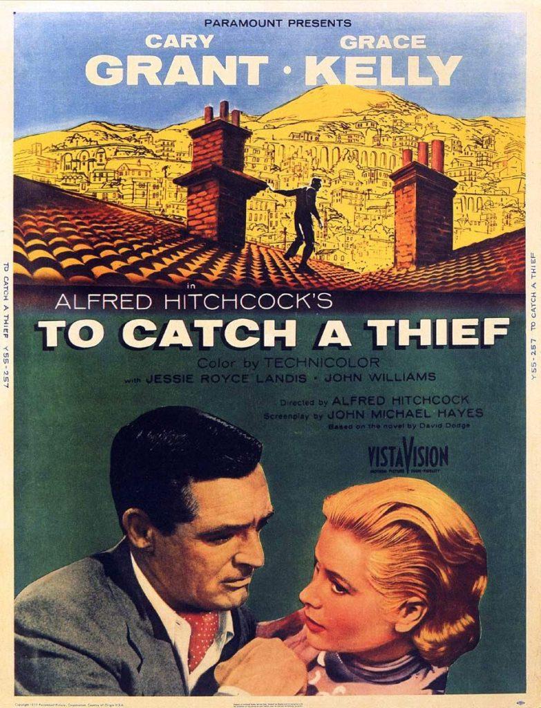 Os 10 Melhores Filmes de Viagem -  França e Itália: Ladrão de Casaca na Riviera Francesa