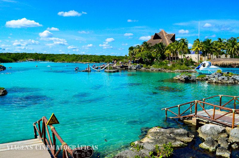 Xel-Ha ou Xcaret: Passeios em Cancun