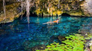 Cenotes Mexico: Cenote dos Ojos e Gran Cenote - Tulum e Coba