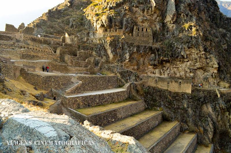 Peru: Ollantaytambo - Vale Sagrado dos Incas