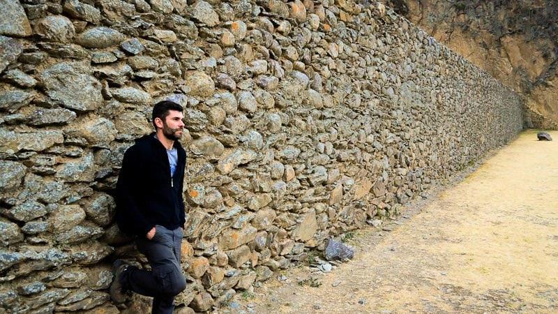 Ollantaytambo Peru Vale Sagrado dos Incas