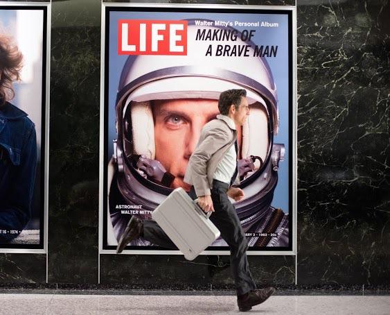 A Vida Secreta de Walter Mitty Crítica