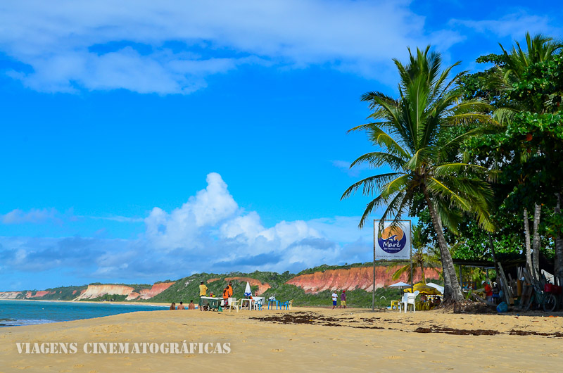 Caminhada de Arraial d'Ajuda até Trancoso - Porto Seguro, Bahia