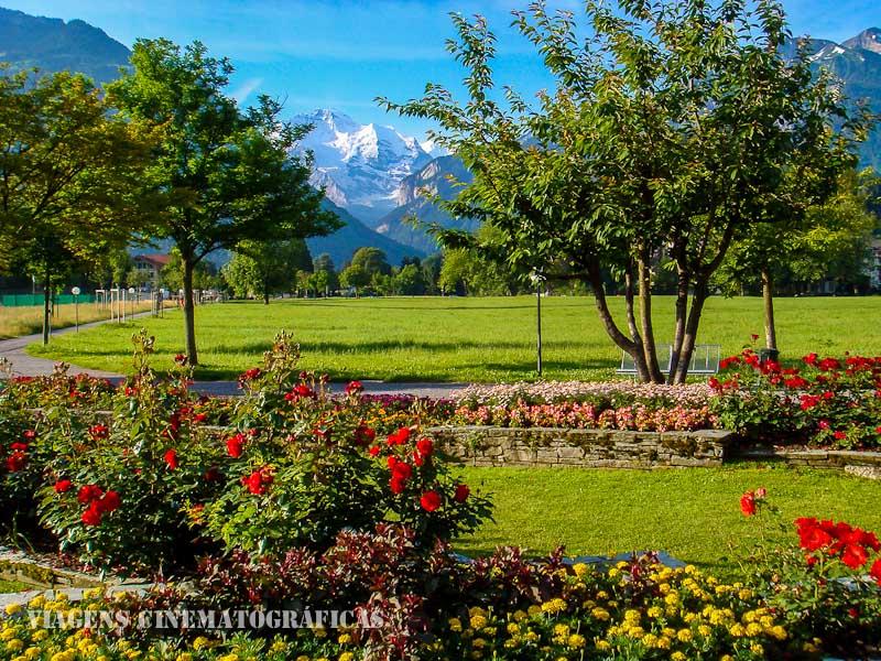 O que fazer em Interlaken e Alpes Suíços