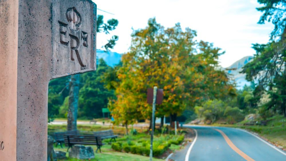 Caminhos da Estrada Real - Roteiro em Minas Gerais