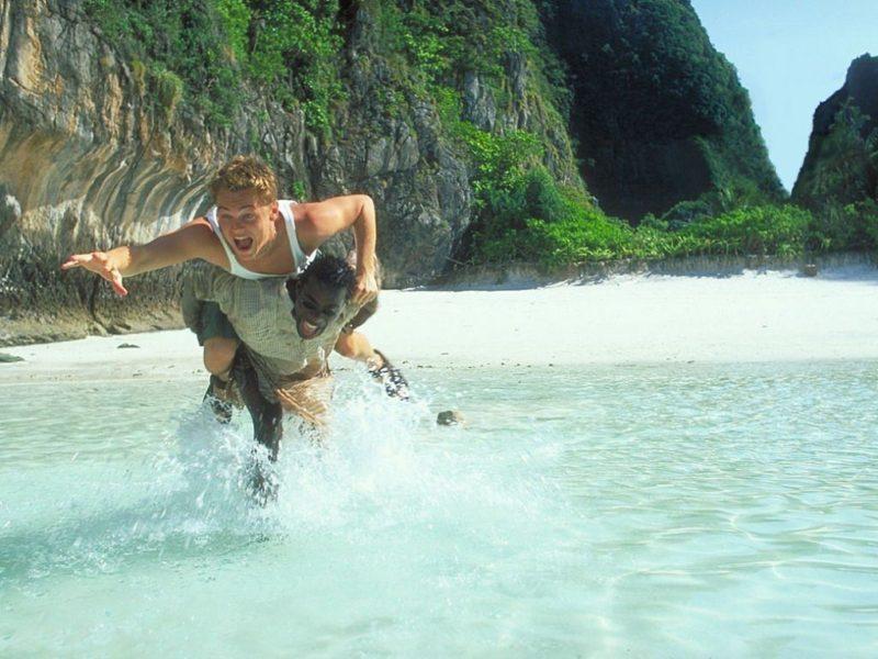 10 Destinos de Cinema e os Filmes de Viagem Inspiradores: A Praia DiCaprio