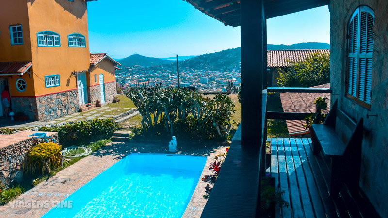 O que fazer em Arraial do Cabo RJ: Dicas e Roteiro de Viagem - Onde Ficar