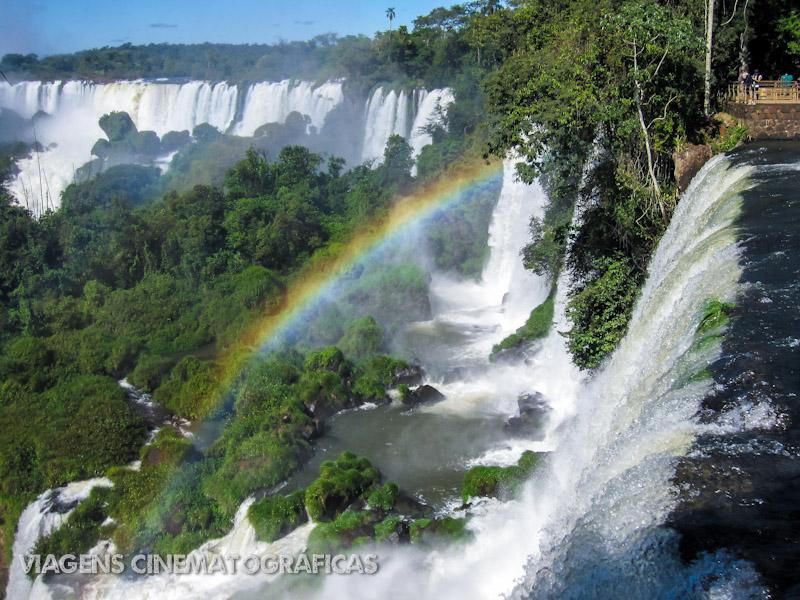 Cataratas Puerto Iguazu
