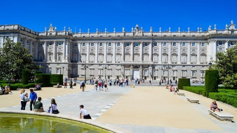 O Que Fazer Em Madrid Top 10 Pontos Turísticos Centro Histórico