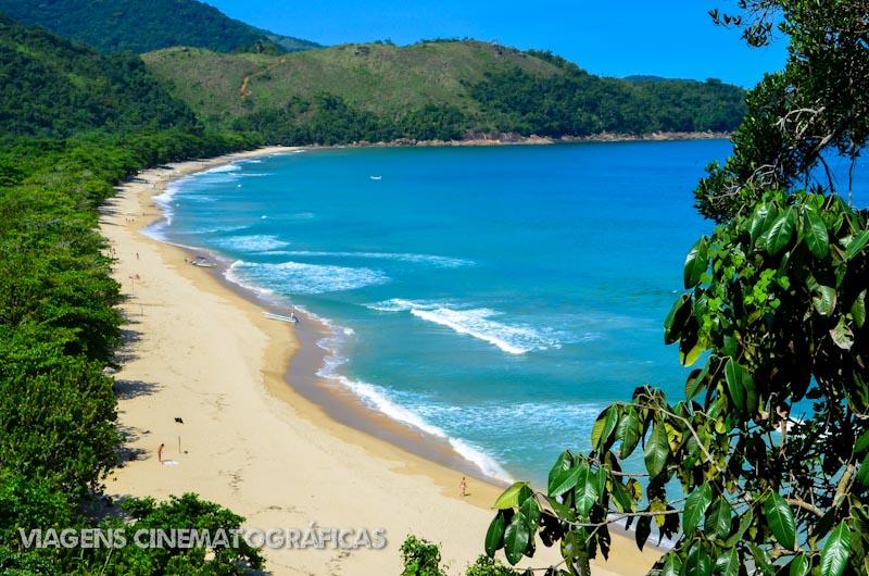 Melhores Praias do Rio de Janeiro: Praia do Sono