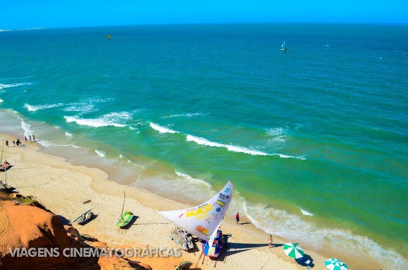 As Melhores Praias do Ceará - Top 10 Ceará