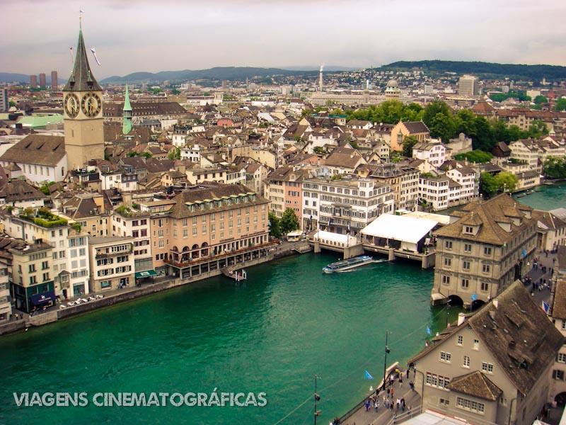 O que fazer na Suíça - Dicas e Roteiro de Viagem