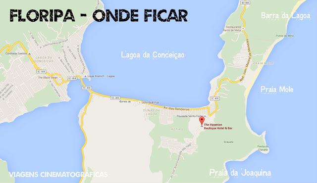 Onde Ficar em Florianópolis - Pousada Gay Friendly na Lagoa da Conceição