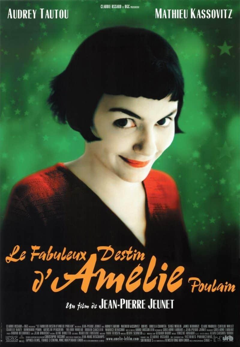 O filme O Fabuloso Destino de Amélie Poulain tem várias locações em Paris: vale conferir
