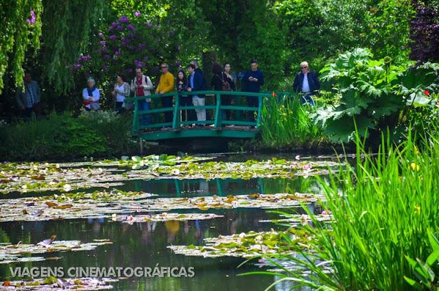 Ponte Japonesa Giverny Monet