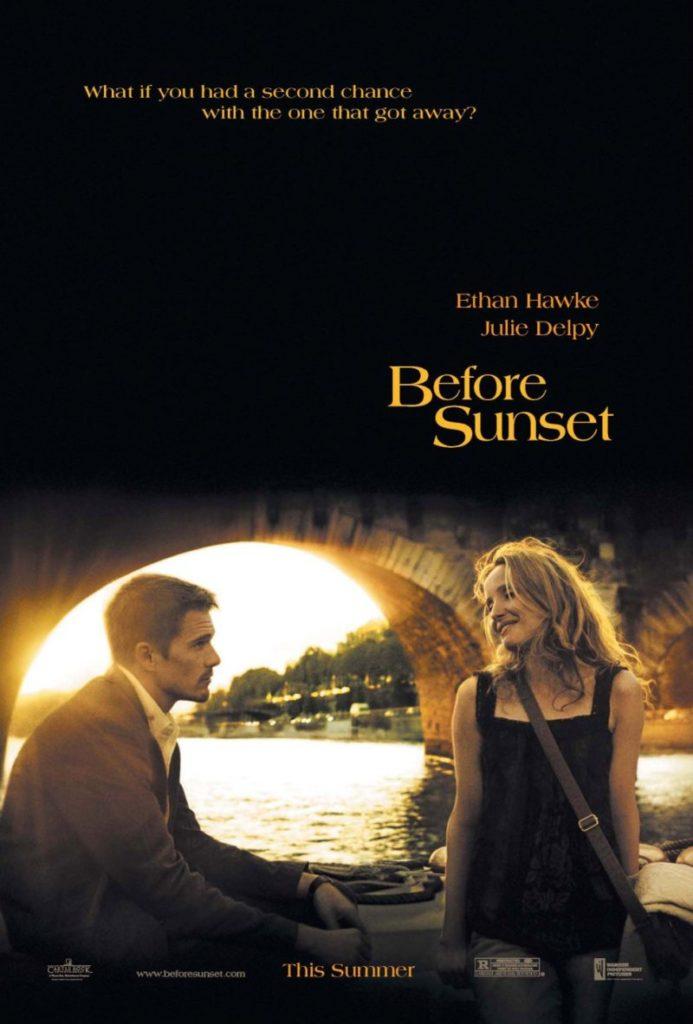 Os 10 Melhores Filmes de Viagem -  França e Itália: A Paris do filme Antes do Pôr do Sol, às margens do Rio Sena