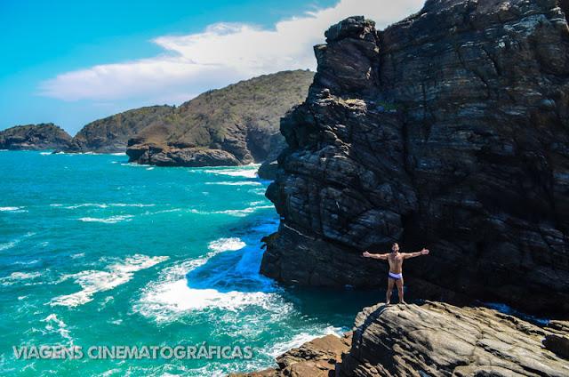Búzios: Passeio de Buggy - Ponta da Lagoinha