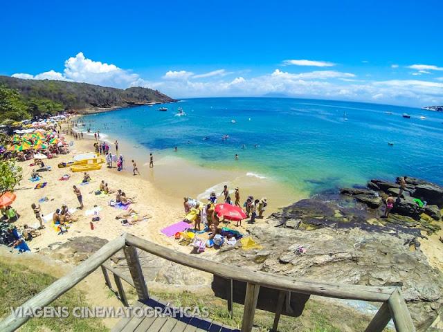 Búzios: Passeio de Buggy e Praia João Fernandes