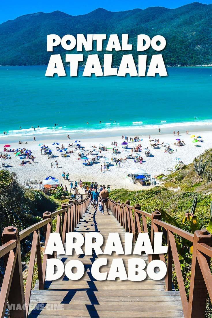Prainhas do Pontal do Atalaia: O que fazer em Arraial do Cabo RJ