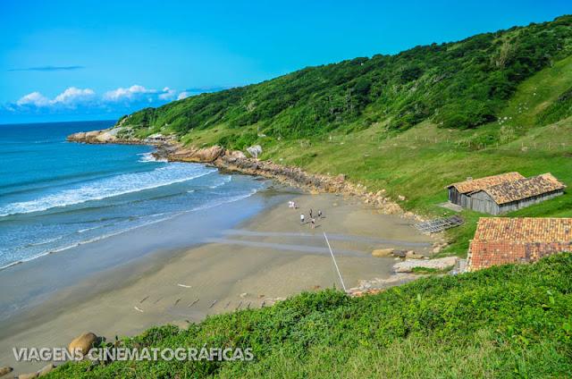 Praia do Rosa - Portinho