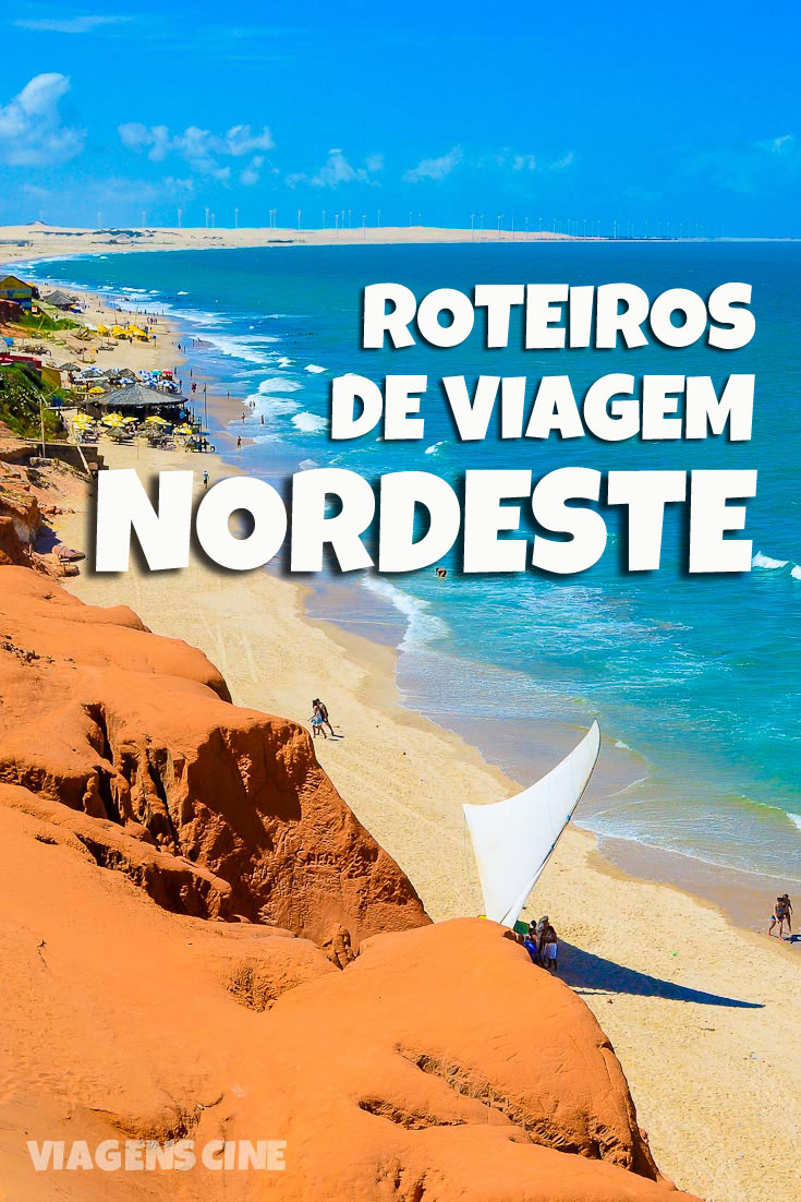 Dicas de Roteiros de Viagem para o Nordeste Brasil