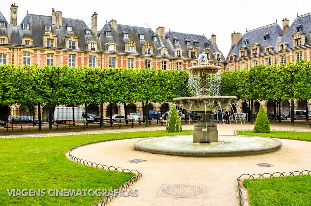 Paris - O que fazer no bairro Marais