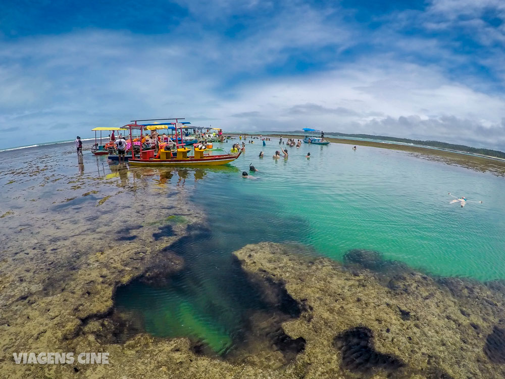 Melhores Pontos Turísticos de Alagoas e Pernambuco: Costa dos Corais