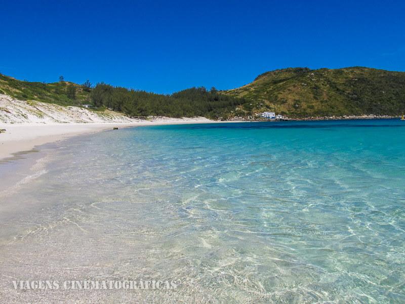 Melhores Praias de Arraial do Cabo: Praia da Ilha do Farol