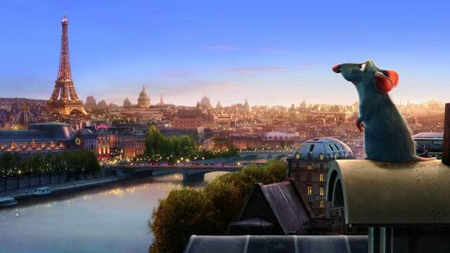 Paris e Ratatouille - Melhores Pontos Turísticos