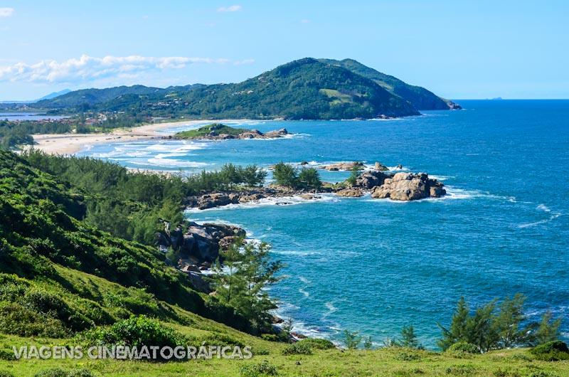 Trilha de Praias entre Praia do Rosa e Garopaba