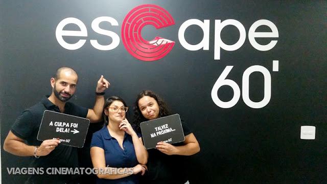 Escape 60 São Paulo