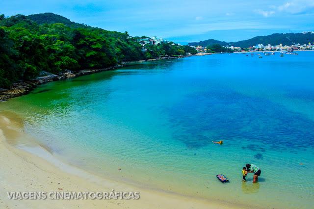 Melhores Praias de Santa Catarina: Bombinhas