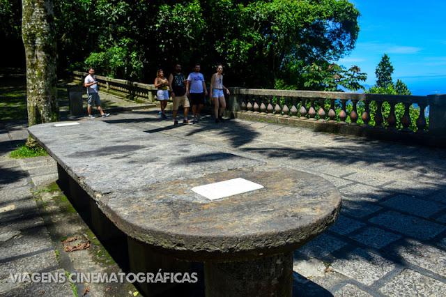 Vista Chinesa: Rio de Janeiro - Mesa do Imperador