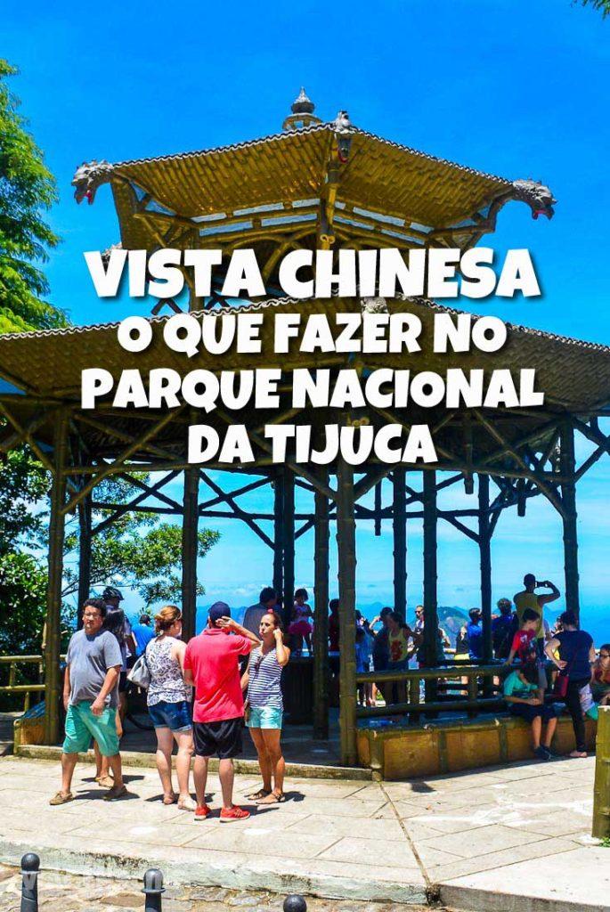 Vista Chinesa: Parque Nacional da Tijuca