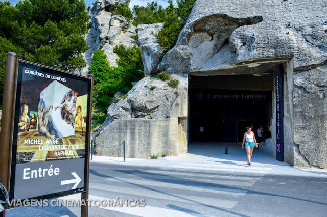 Provence: Carrières de Lumiéres