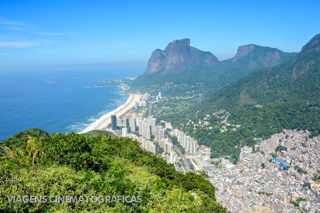 Trilha Morro Dois Irmãos: Rio de Janeiro