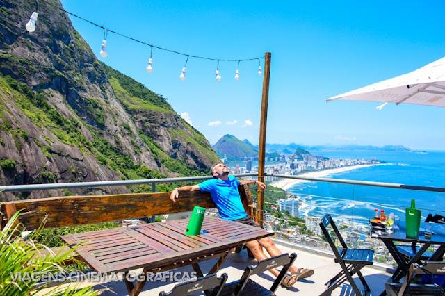 Trilha Morro Dois Irmãos: Vidigal e Bar da Laje