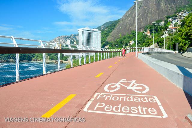 Trilha Morro Dois Irmãos: Ciclovia Niemeyer