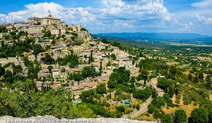 Um roteiro pela Provence não pode deixar de fora a região de Luberon e suas cidades medievais