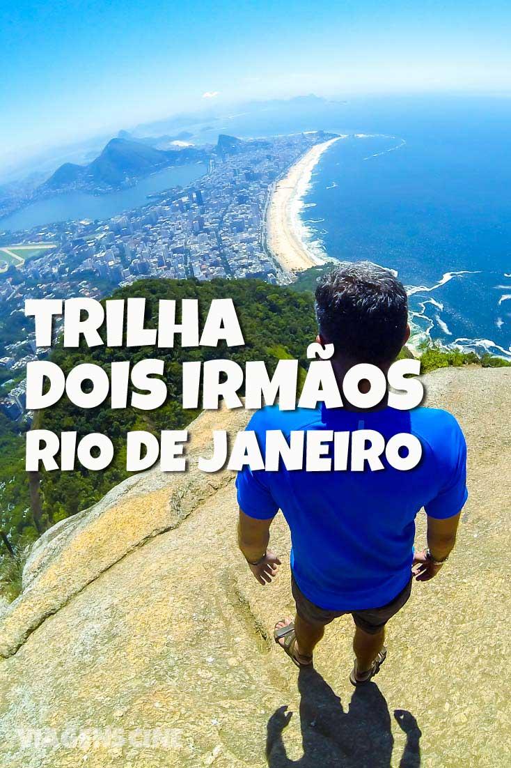 Trilha Dois Irmãos Rio de Janeiro