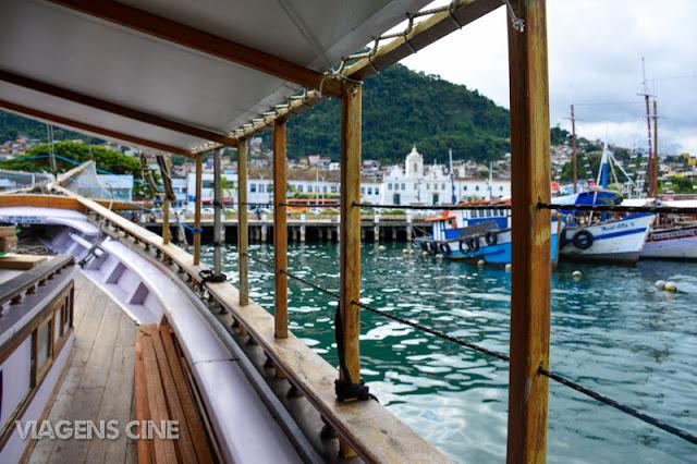 Ilha Grande - Angra dos Reis - Como Chegar