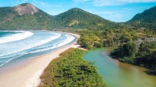 Ilha Grande - Trilha até a Praia e Presídio de Dois Rios
