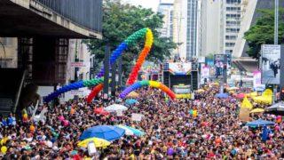 Parada Gay 2017 - Parada do Orgulho LGBT São Paulo