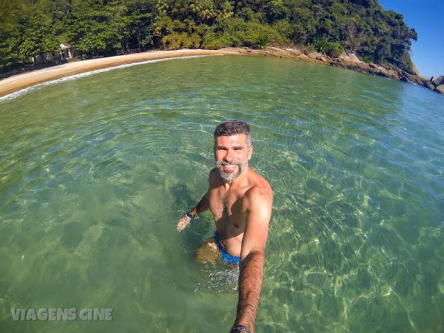 Ilha Grande: Passeio de Lancha Volta a Ilha - Praia da Parnaioca