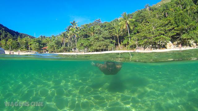 Ilha Grande: Passeio de Lancha Volta a Ilha - Praia dos Meros