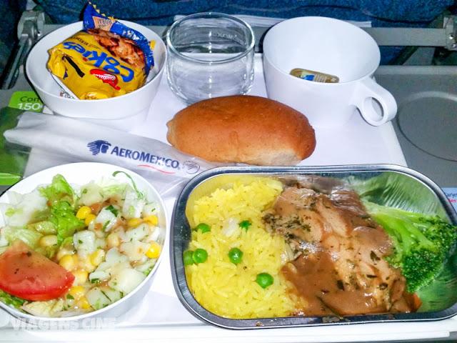 Como ir para o México: Aeromexico