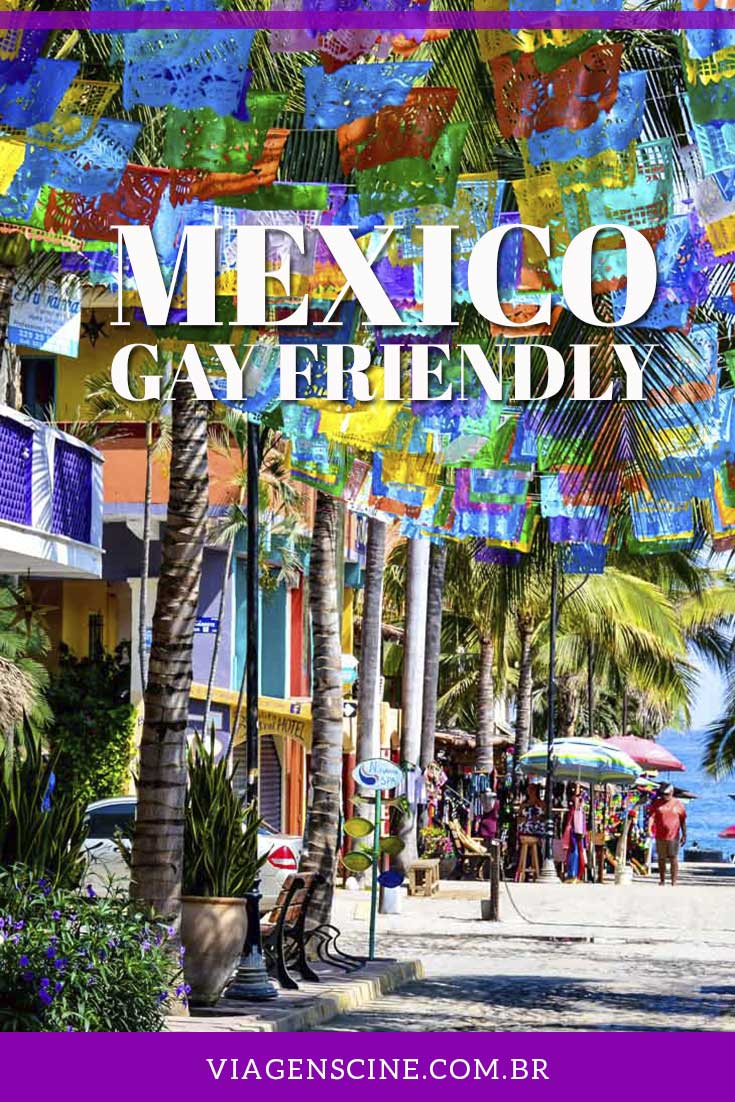 Mexico Gay Friendly: Cancun, Puerto Vallarta e Riviera Nayarit