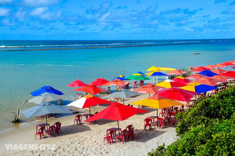 Melhores Praias de Pernambuco: Muro Alto