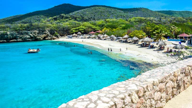 Melhores Praias de Curaçao: Kenepa Grandi